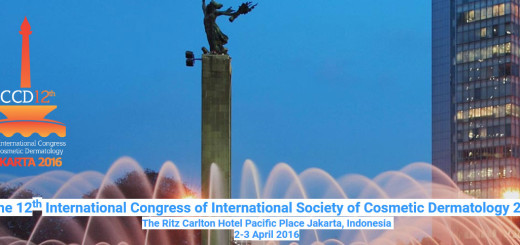 The 12th International Congress of Cosmetic Dermatology