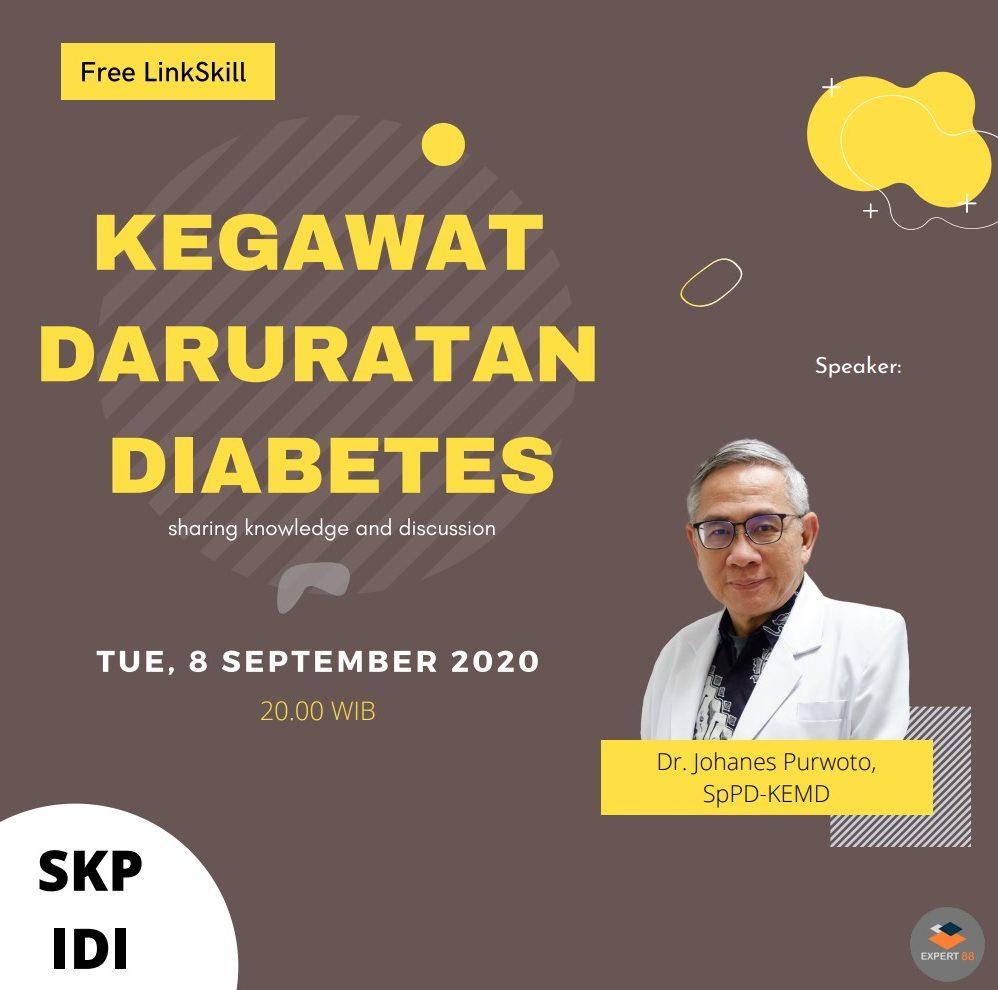 kegawatdaruratan Diabetes